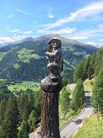 Santa Maria Val Müstair, İsviçre: photo0.jpg
