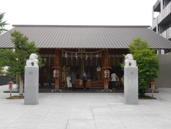 Photo of Akagi Shrine in Shinjuku, To, JP