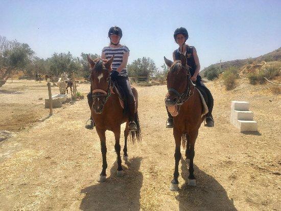Rancho Luz del Sol: Estrella & Tilly