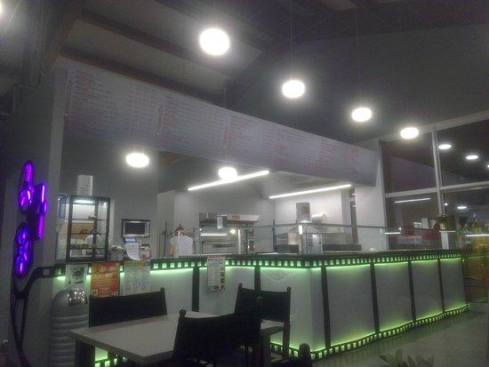 Villanova Mondovi, İtalya: Patrick è Pizza