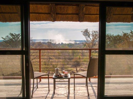 Ilala Lodge: Deluxe Room View