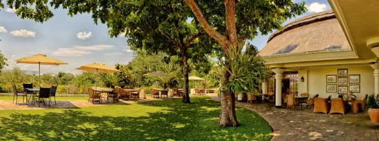 Ilala Lodge: Restaurant