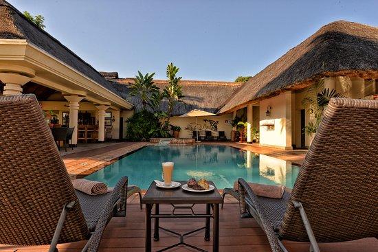 Ilala Lodge: Pool Area