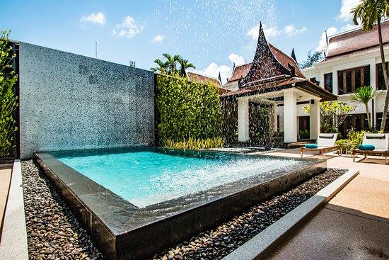 Maikhao Dream Villa Resort and Spa : Private Pool