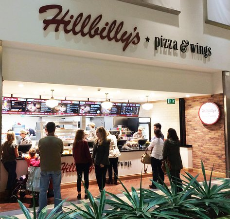 Hillbilly's Pizza & Wings Mahon Point S/C Cork