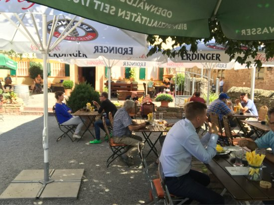 Dossenheim, Almanya: Schwabenheimer Hof - Zum Anker