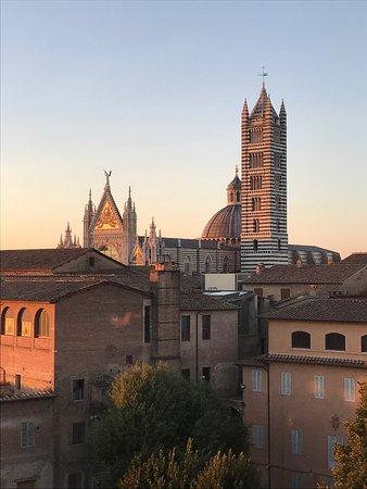 Hotel Duomo: Panorama