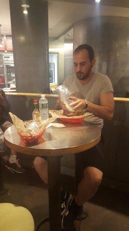 Chipotle Mexican Grill : ñam ñam