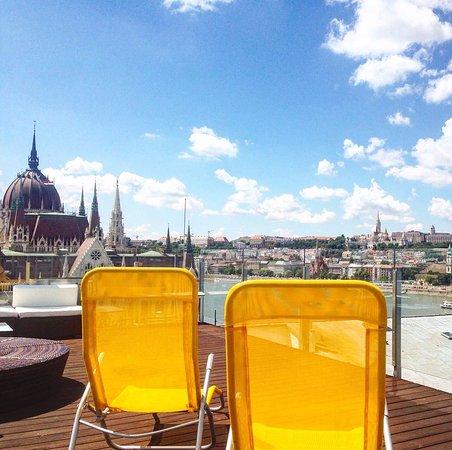 Parliament Penthouse Budapest B&B
