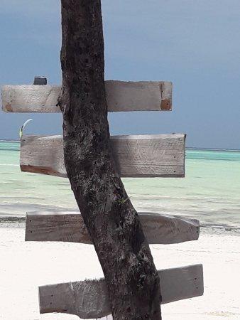 Paje Beach: SPIAGGIA