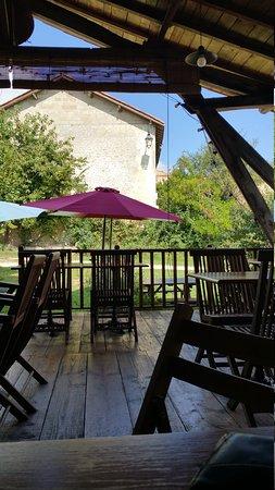 Saint-Aulaye, ฝรั่งเศส: La Muscadière