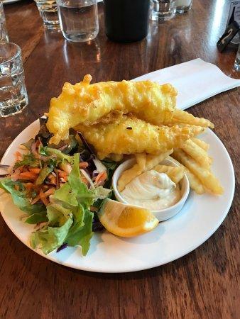 Fat Harry S Restaurant Dunedin