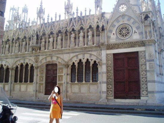 Chiesa di Santa Maria della Spina: Fachada principal