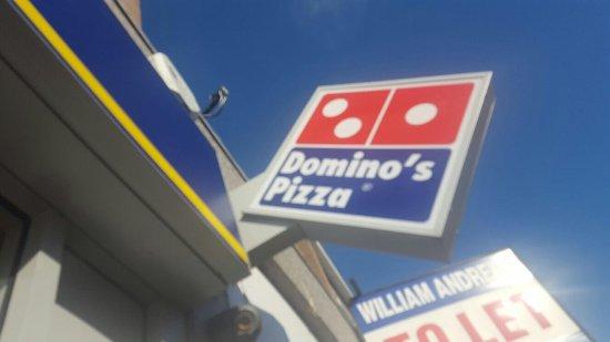 Dominos Pizza Dover Comentários De Restaurantes