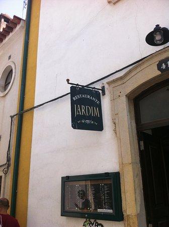 "Restaurante Jardim: Restaurant ""Jardim"""