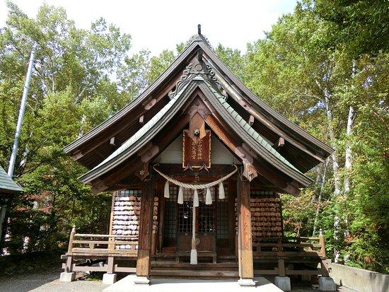 Hiragishi Tenmangu Shrine