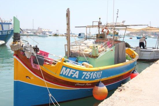 Marsaxlokk Foto