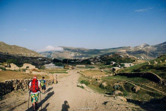 Camping Azerbaijan