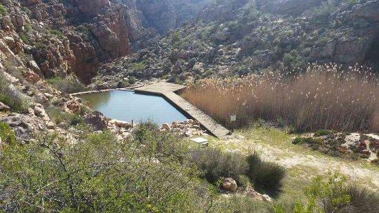 De Doorns, South Africa: Rock Pool