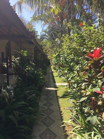 Nusa Indah Bungalows & Villa: Eine Oase der Ruhe...