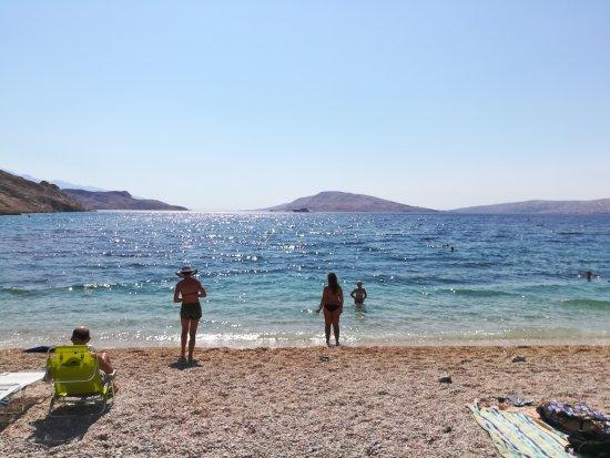 Pag, Croatie: cista