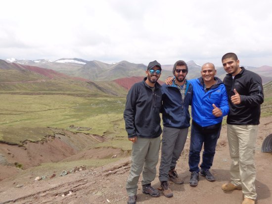 """Cusco Region, เปรู:   """"Palcoyo the best place to find the adventure in Cuzco"""