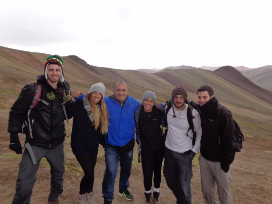 "Cusco Region, เปรู: ""Making new friends..!"" ISRAEL"
