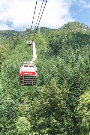 North Vancouver, Canada: Skyride
