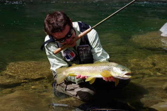 Riviera fly-fishing