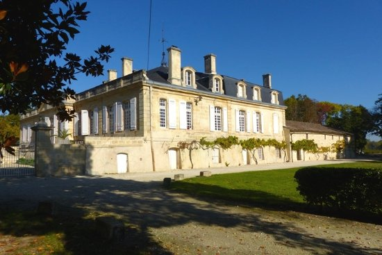 Chateau Sainte Barbe