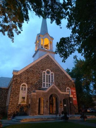 Tremblant: chiesa