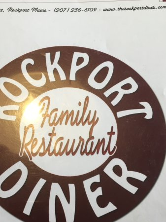 Rockport Diner Family Restaurant: Logo