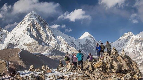 Touching The Void Trekking Nepal