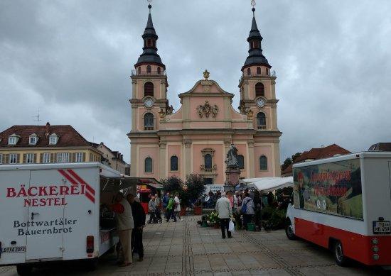 Ludwigsburger Wochenmarkt