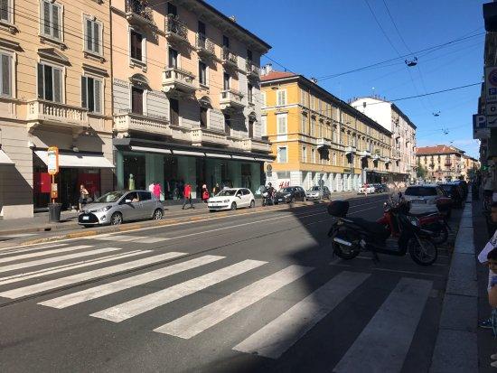 Corso vercelli foto di corso vercelli milano tripadvisor for Corso di grafica milano