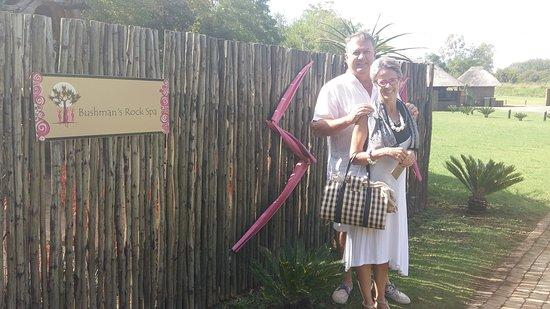 Pretoria, South Africa: Couple's spa