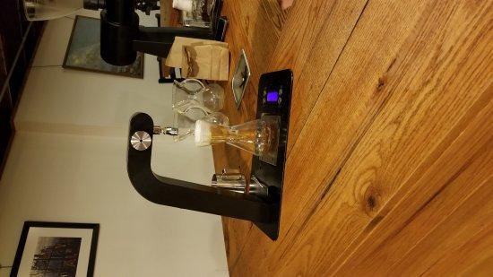 Griffin, GA: Safehouse Coffee Roasters