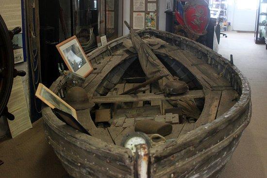Deal, UK: Little ship Tender Too