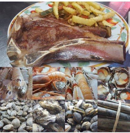Bullas, Spanje: Bar marisquería El Caracoles
