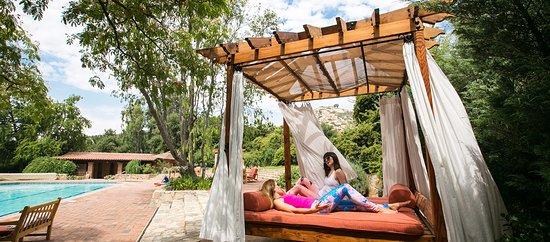 Rancho La Puerta Spa: Cabana