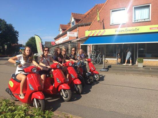 Hoenderloo, Belanda: Gezellige tocht over de Veluwe met vriendinnen!