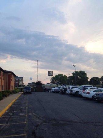 Cedar Rapids, IA: Quality Inn at Collins Road