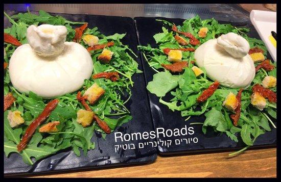 culinary tour- RomesRoads