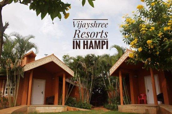 Vijayshree Resort & Heritage Village,Hampi: Vijayshree Resorts