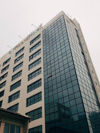 PPisland Hotel: Facade