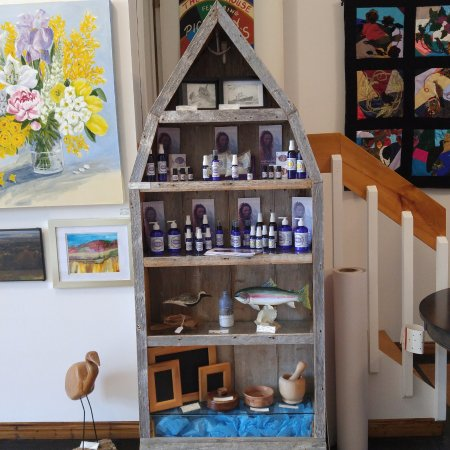 Pictou, Καναδάς: The gift shop and art gallery