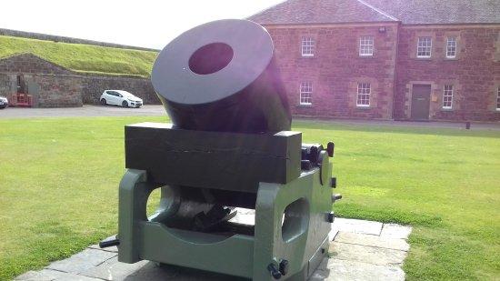 Ardersier, UK: Fort George