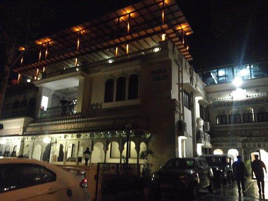 Hotel Panna Vilas Palace: IMG_20170819_220055_large.jpg