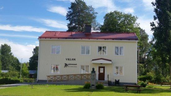 Prastmon, Szwecja: L'esterno del museo