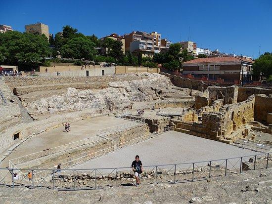 Amfiteatre: amphithéatre tarragone